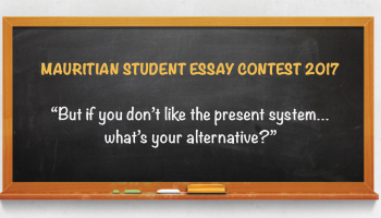 winners announced for mauritian student essay contest yuva mauritian student essay contest deadline 10