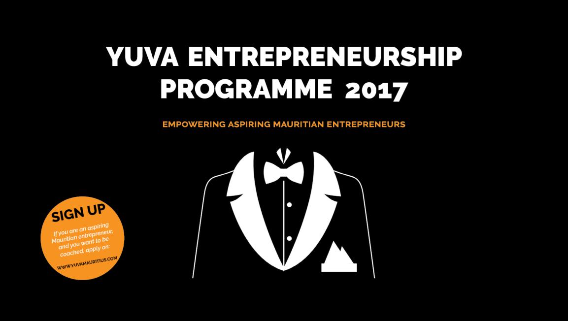 Application Open: YUVA Entrepreneurship Programme2017
