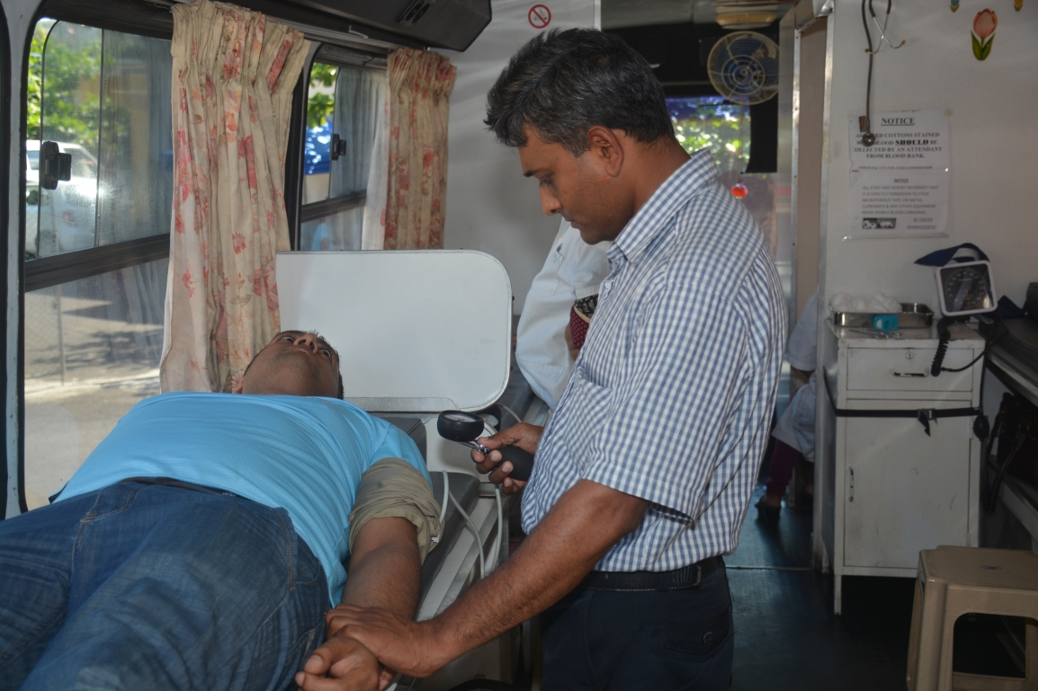 Invitation: YUVA organises Medical Camp at The Vale on 29October